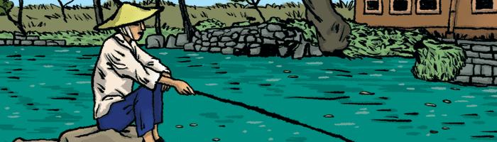 Contes et Légendes : Voilà pourquoi l'eau de mer est salée