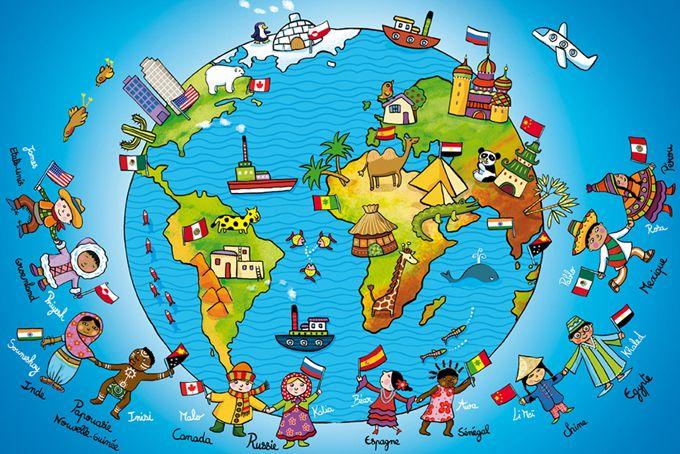 voyage autour du monde - contes et conteurs
