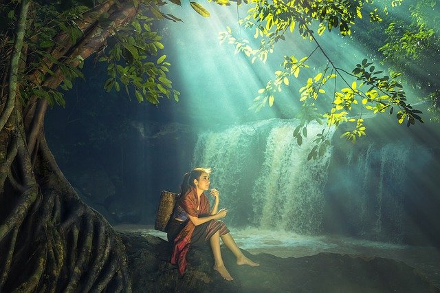 contes et legendes asiatiques